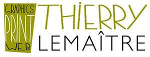 Site internet Thierry Lemaitre - Graphiste en Isère