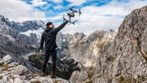 Télépiote de drone
